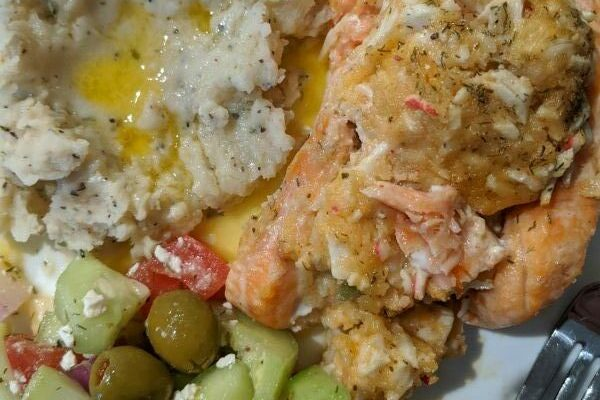 How To Cook Stuffed Salmon From Costco